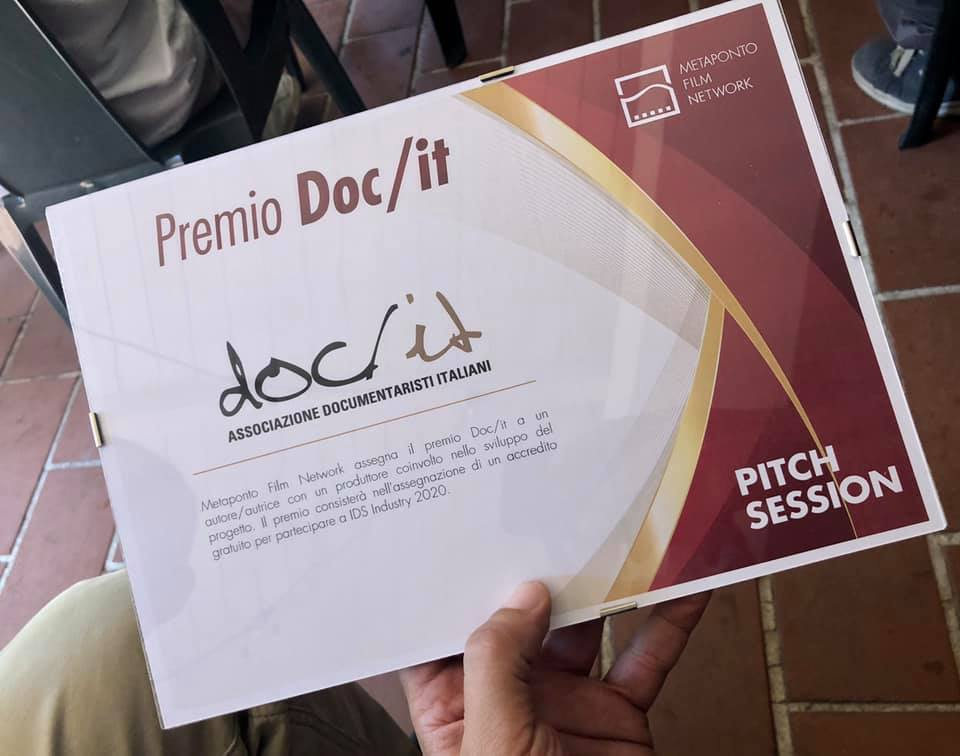 Premio Doc/it al Metaponto Film Network